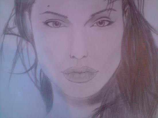 Angelina Jolie par mick73117